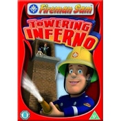 Fireman Sam Towering Inferno DVD