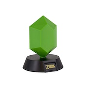 Green Rupee (The Legend Of Zelda) 3D Character Light