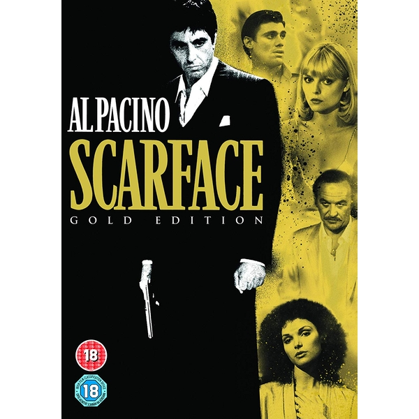 Scarface 1983 - 35th Anniversary DVD
