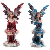 Sisters of the Snow Winter Snow Fairy (1 Random Supplied)