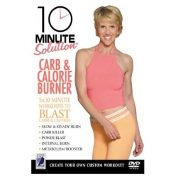 10 Minute Solution Carb And Calorie Burner DVD
