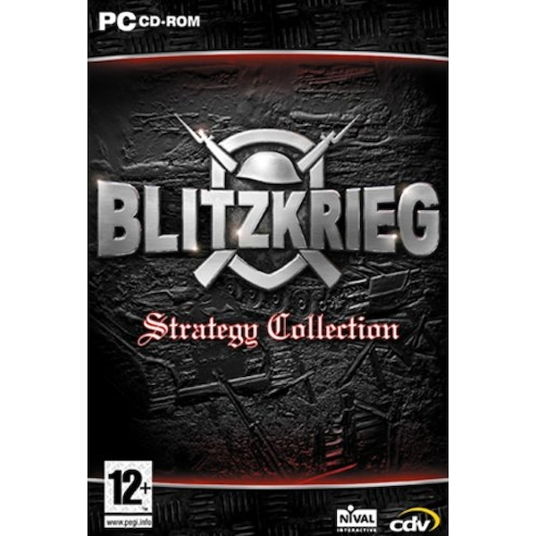 Blitzkrieg Collection PC Game