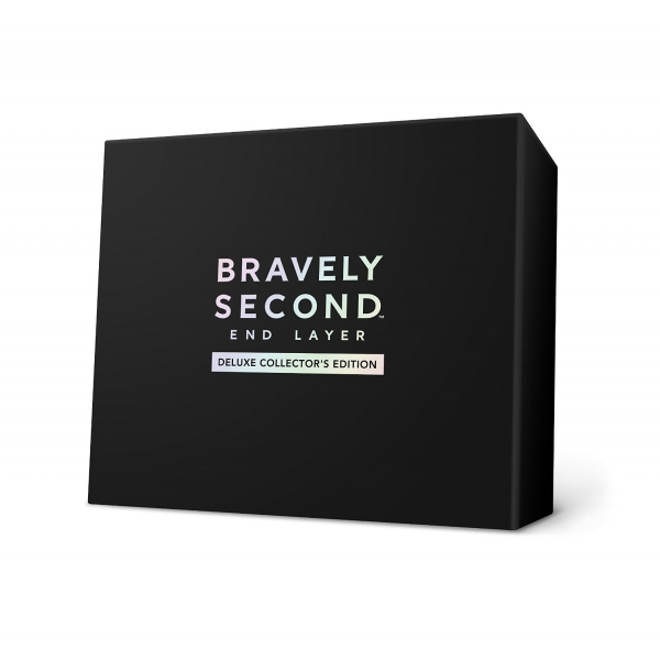 Bravely Second End Layer Collectors Edition 3DS Game