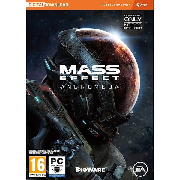 Mass Effect Andromeda PC Game