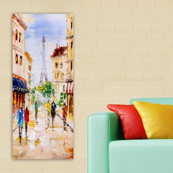 DKY2613287203_50120 Multicolor Decorative Canvas Painting