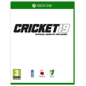 Cricket 19 The Official Game Of The Ashes Xbox One Game