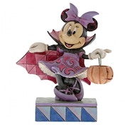 Violet Vampire (Minnie Mouse) Disney Traditions Figurine Damaged