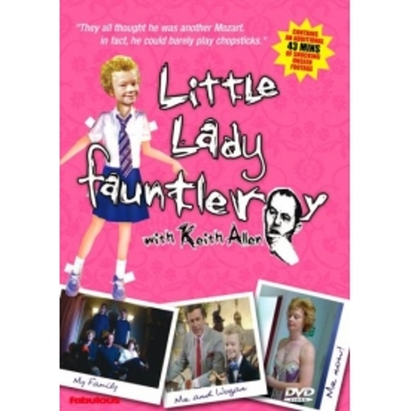 Little Lady Fauntleroy DVD