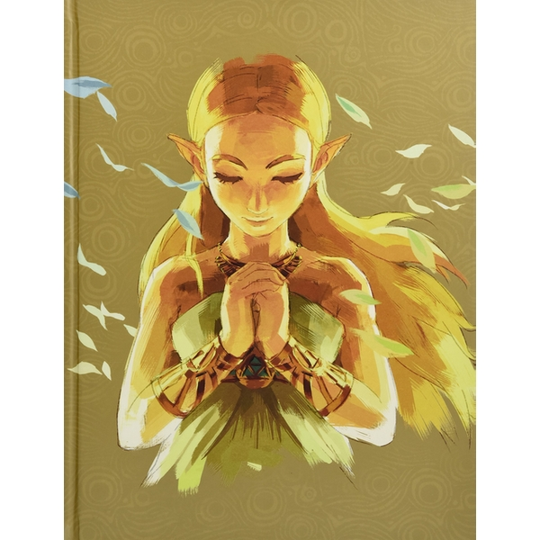 The Legend of Zelda Breath of the Wild The Complete Official Guide - Expanded Edition Hardcover - 21 Feb 2018