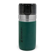 Stanley GO Vacuum Insulated Water Bottle 0.47L Moss Green