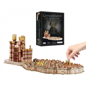 Game Of Thrones 4D Kings Landing Cityscape Jigsaw Puzzle