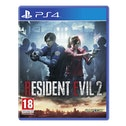 Resident Evil 2 Remake PS4 Game (with Lenticular Sleeve)