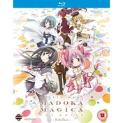Puella Magi Madoka Magica The Movie: Part 3 - Rebellion Blu-ray