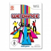 We Dance Solus Game Wii