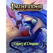 Pathfinder Player Companion: Legacy of Dragons
