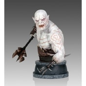 Gentle Giant The Hobbit Azog the Orc Chieftain Mini bust Limited Edition