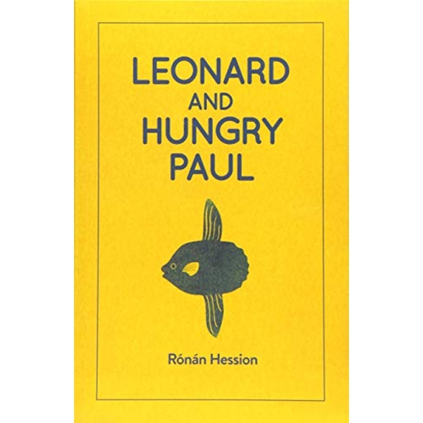 LEONARD AND HUNGRY PAUL  Paperback / softback 2019