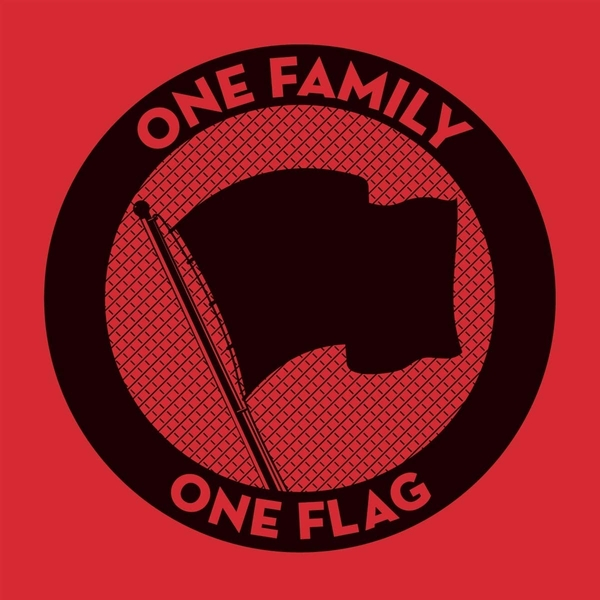 Various Artists - One Family One Flag Vinyl