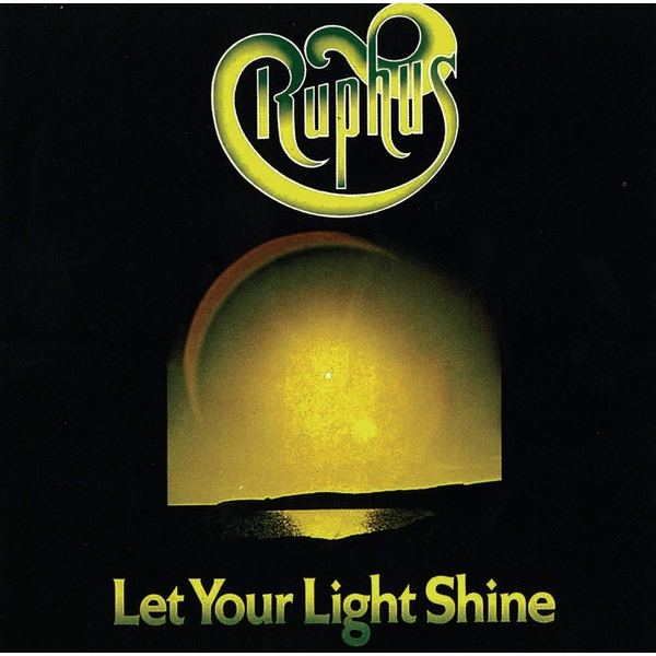 Ruphus - Let Your Light Shine Lime Green  Vinyl