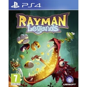 Rayman Legends Game PS4