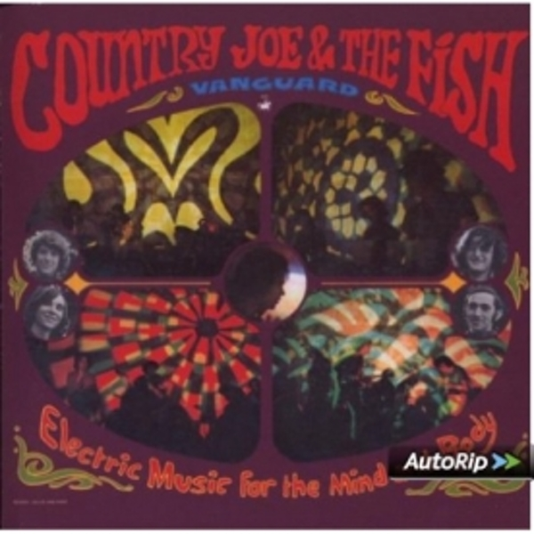 Country Joe And The Fish - Electric Music For Mind And Body CD