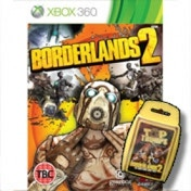 Borderlands 2 The Premiere Club Pre-Order Game & Limited Edition Top Trumps Xbox 360