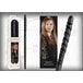 Ginny Weasley PVC Wand and Prismatic Bookmark by The Noble Collection - Image 2