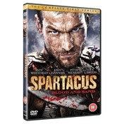 Spartacus Blood And Sand Season 1 DVD
