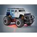 RC SUV Line Backer Revell Control Car - Image 2