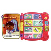 VTech Doc McStuffins Discover and Learn Big Book of Boo Boos