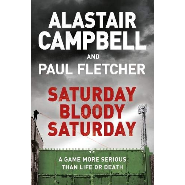 Saturday Bloody Saturday  Paperback / softback 2018