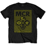 My Chemical Romance - Lock Box Men's XX-Large T-Shirt - Black