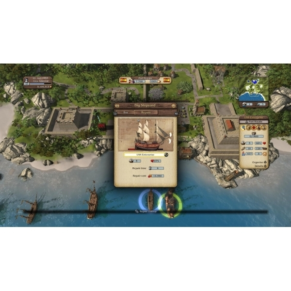 Port Royale 3 Gold Edition Game PC - Image 6