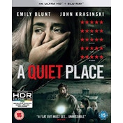 A Quiet Place 4KUHD   Blu-ray
