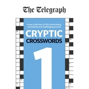 The Telegraph Cryptic Crosswords 1 by The Telegraph Media Group (Paperback, 2017)