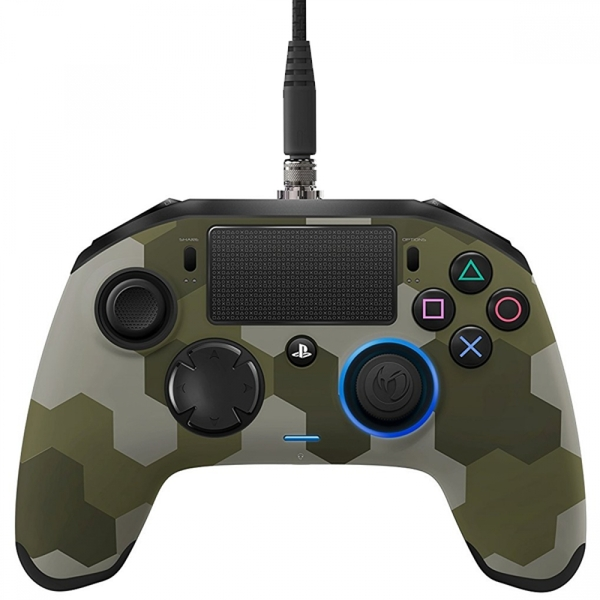 Nacon Revolution Pro Controller (Green Camo) PS4 - Image 1