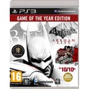 Batman Arkham City Game of the Year Edition GOTY Game PS3