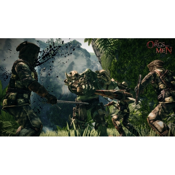 Of Orcs and Men Game Xbox 360 - Image 3