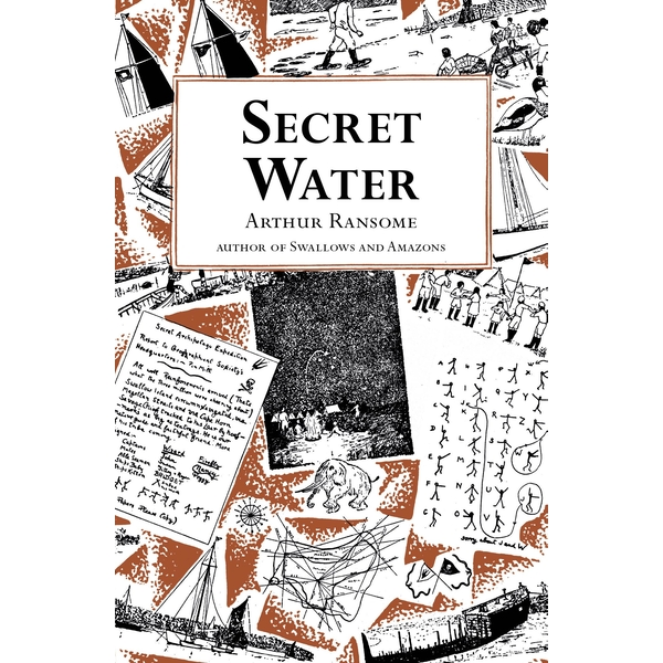 Secret Water (Swallows And Amazons) Paperback - 6 Sept. 2001