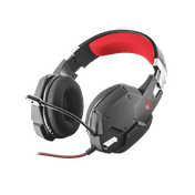 GXT 322 Carus Black Gaming Headset Mulit-Platform