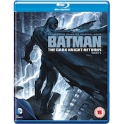 Batman The Dark Knight Returns Part 1 Blu Ray