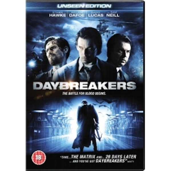Daybreakers DVD