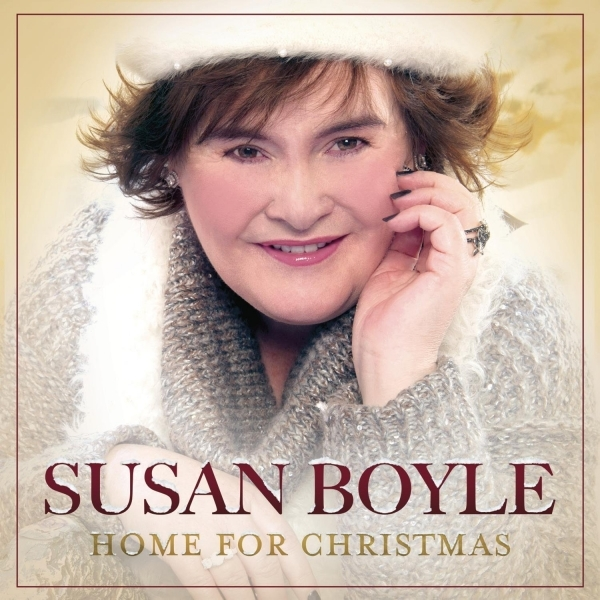 Susan Boyle - Home For Christmas CD