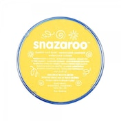Snazaroo Yellow Face and Body Paint 18ml
