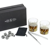 Whiskey Glass Gift Set | M&W