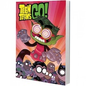 Teen Titans Go  Volume 2: Welcome To The Pizza Dome