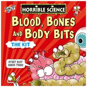 Galt Toys Horrible Science - Blood, Bones and Body Bits