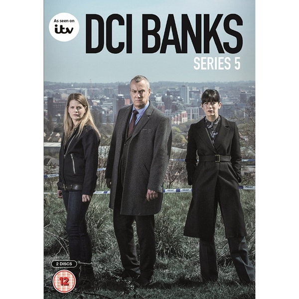 DCI Banks - Series 5 [DVD]