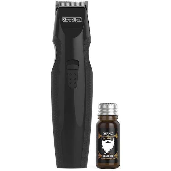 Wahl 5606-800 GroomEase Shape & Style Beard Trimmer Gift Set