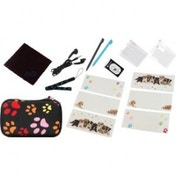 Subsonic DSi/DS Lite 2-in-1 Dogs Kit Black